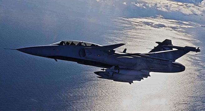 «Комплекс неполноценности». В РФ прокомментировали заявление командующего ВВС Швеции
