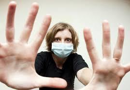 На Украину надвигается эпидемия гриппа