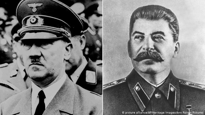Историк раскритиковал заявление МИД России о союзе СССР и Германии