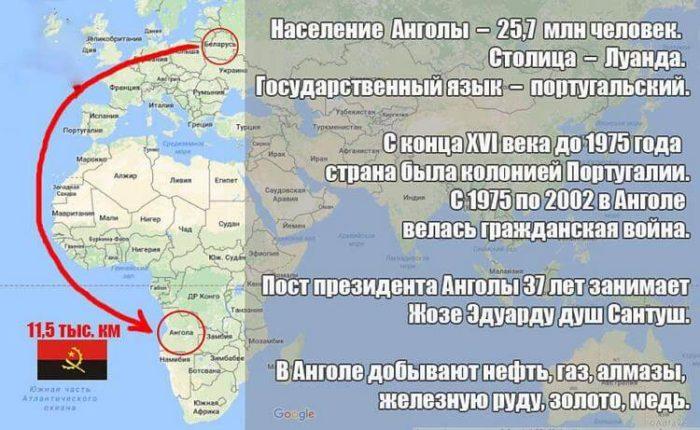 Белорусский врач в Африке