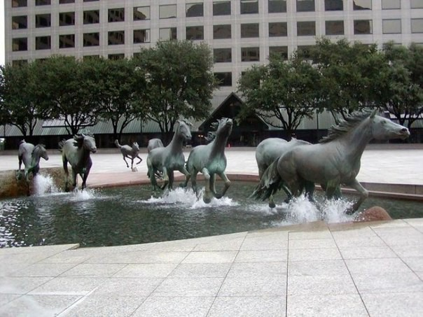 Необычные современные скульптуры