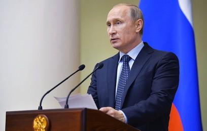 Путин потребовал конкурентной борьбы на парламентских выборах