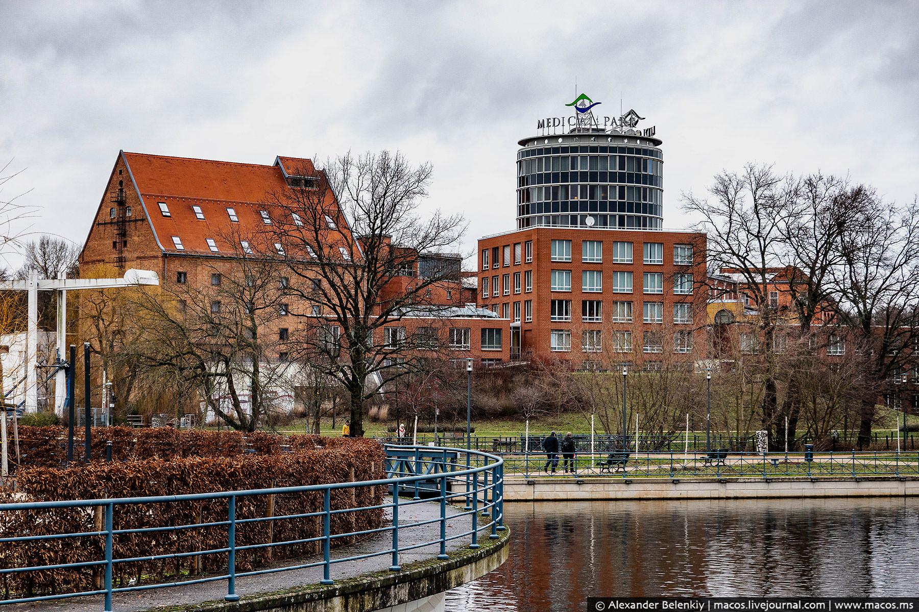 Рассказ пациента из РФ:  как устроена больница в Германии и чем она отличается от российской