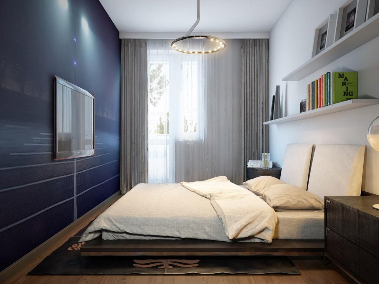 Спальня 13 кв. м: множество …