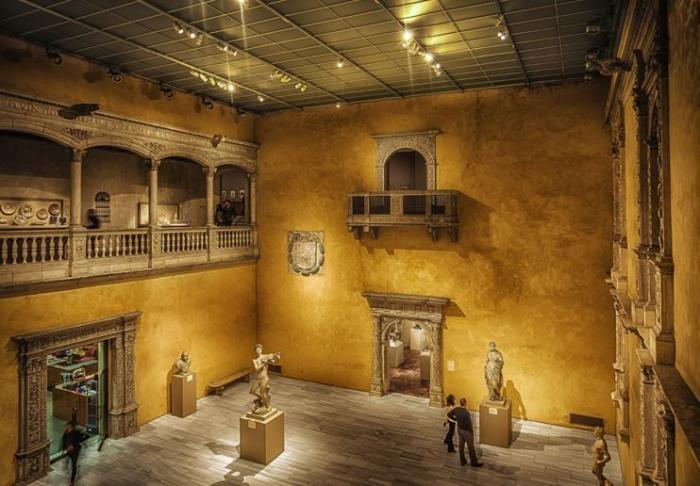Метрополитен-музей в Нью-Йорке (14 фото)