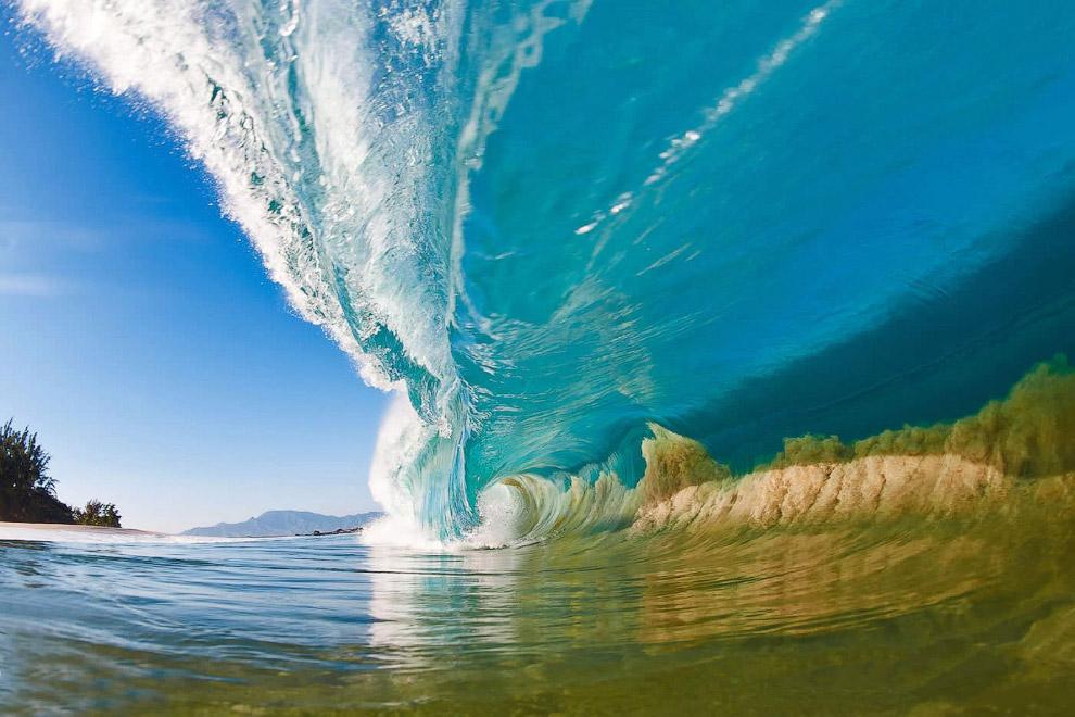 Внутри волны