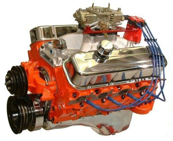 Зачем выбирать мотор большого объема и почему на американских авто устанавливается большой объем двигателя при не всегда впечатляющей мощности?
