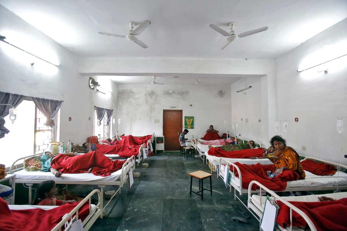 Больницы, в которых вы точно не захотели бы лечиться