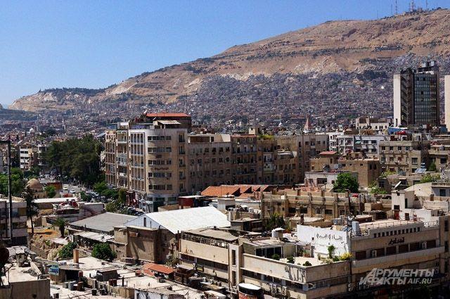 Генштаб ВС РФ заявил о готовящемся ударе США по Сирии