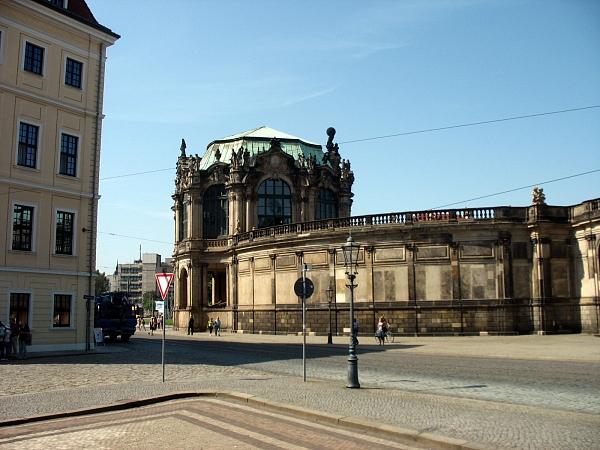 Дрезден и саксы