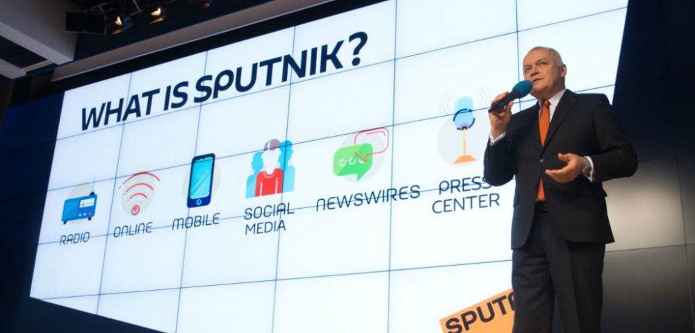 МИА «Россия сегодня» запустит эстонский «Спутник» уже в нынешнем году