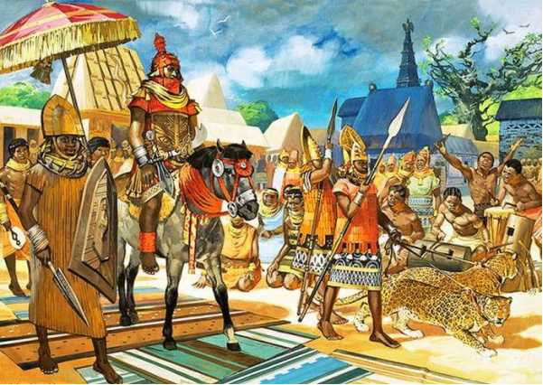 Мономотапа Африка., древние цивилизации, история