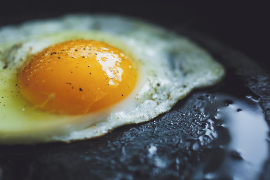 Новое исследование: снизить риск диабета можно, употребляя лишь одно яйцо в день