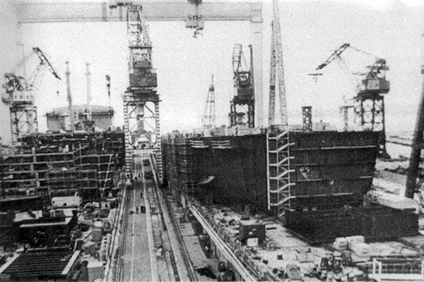 Суперавианосец «Ульяновск» – страшный сон российского флота