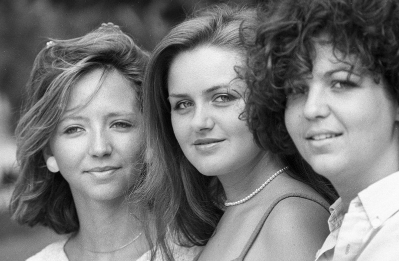 """""""Бывает у меня такое..Когда я вижу этих женщин, я хочу в 1979-ый!"""" женщины,красота,советские женщины"""