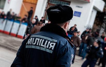 В Харькове ликвидировали захватившего автозаправку мужчину