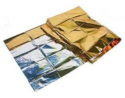 Модернизация спасательного одеяла