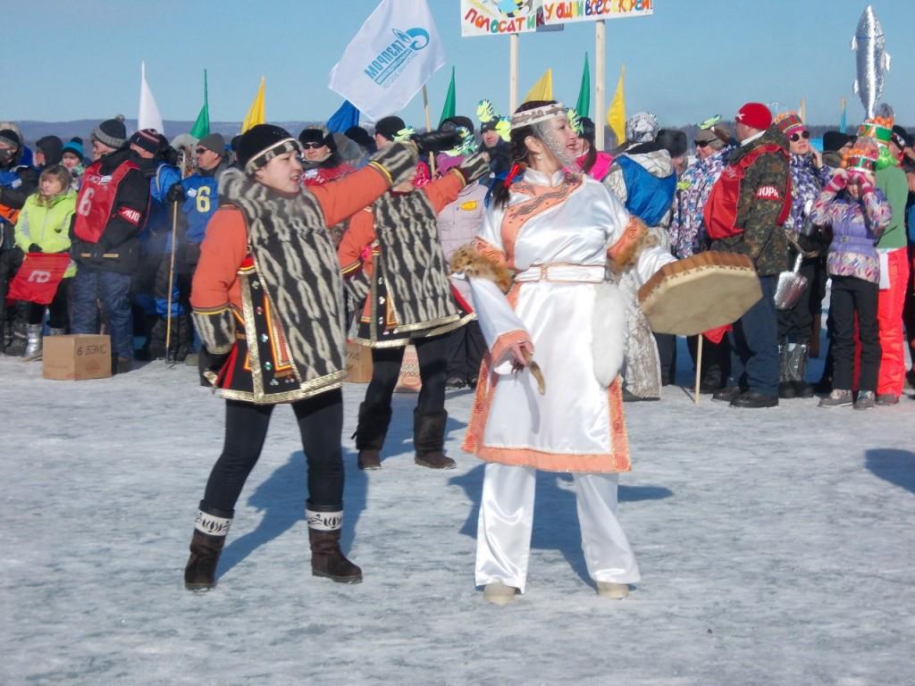 Танец Белого шамана