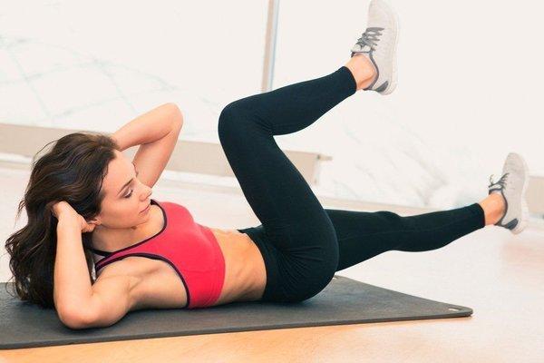 Упражнение для похудения «Ве…