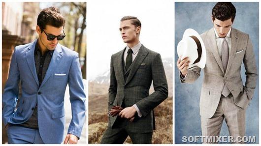 Пять правил и мифов о мужском костюме