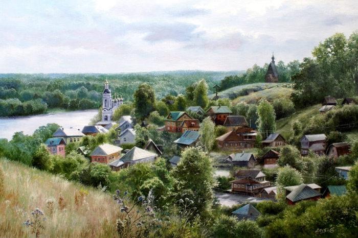художник Сергей Дорофеев картины – 03