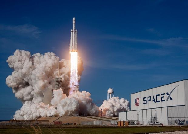 Falcon Heavy прошла сертификацию ВВС США