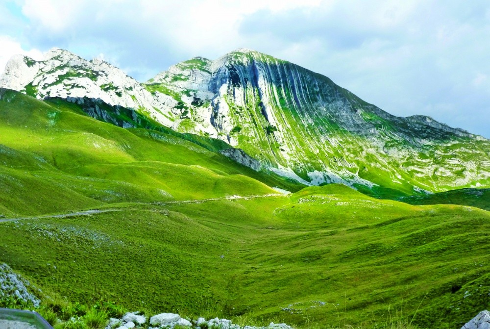 За что любят Черногорию