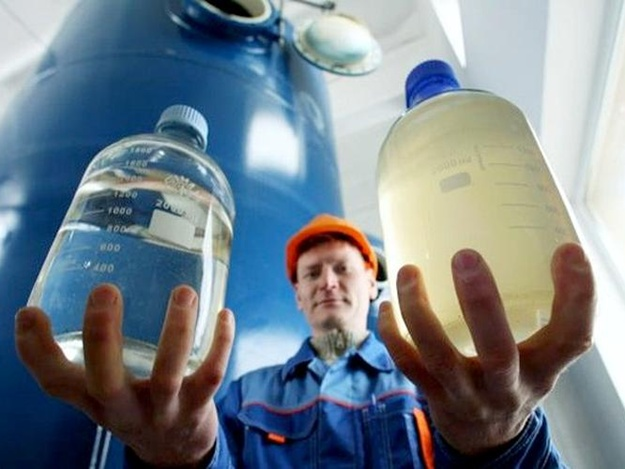 На Украине проблемы с хлором для очистки питьевой воды