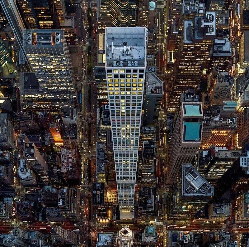 Взгляд с неба на город ангелов: потрясающие снимки Лос-Анджелеса и Нью-Йорка с высоты птичьего полета