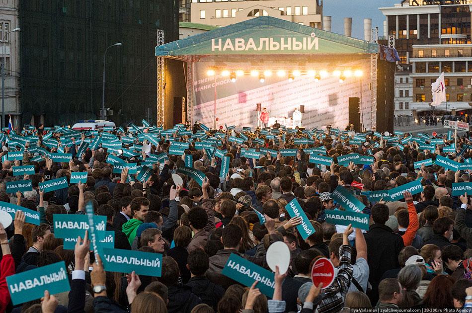 Навальный LIVE или DEAD?