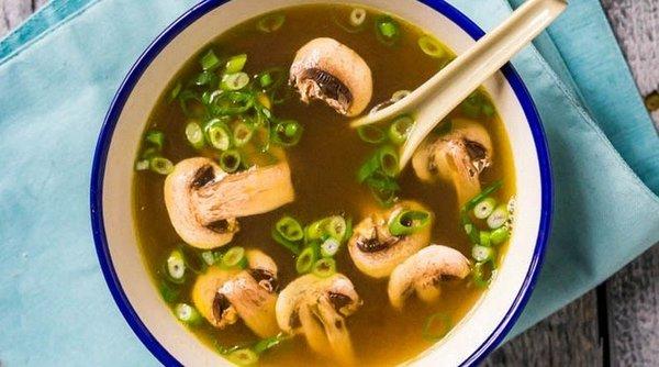 Кавказский грибной суп!
