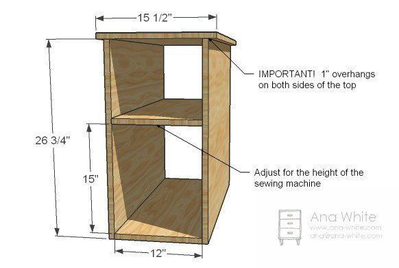 Как сделать стол для раскроя и шитья: рабочее место швеи домашний очаг,,мебель,поделки,рукоделие,своими руками,умелые руки