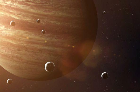 У Юпитера нашли 12 новых «лун»