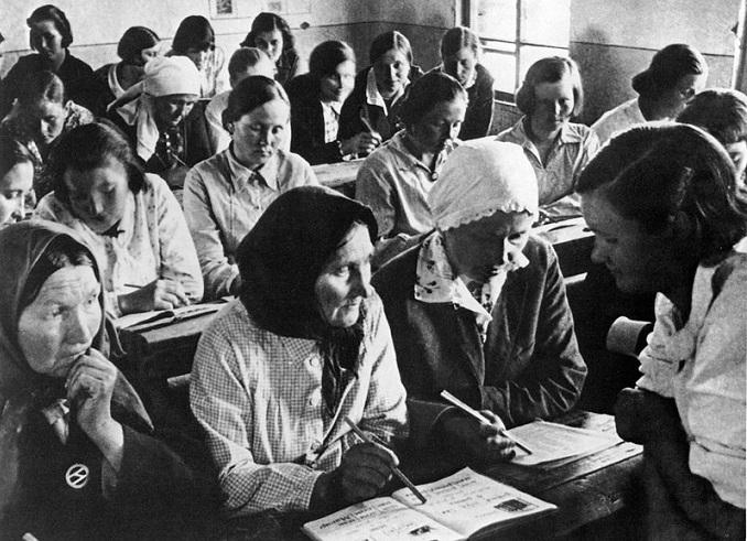 К 100-Летию реформы. Зачем большевики реформировали русский язык?