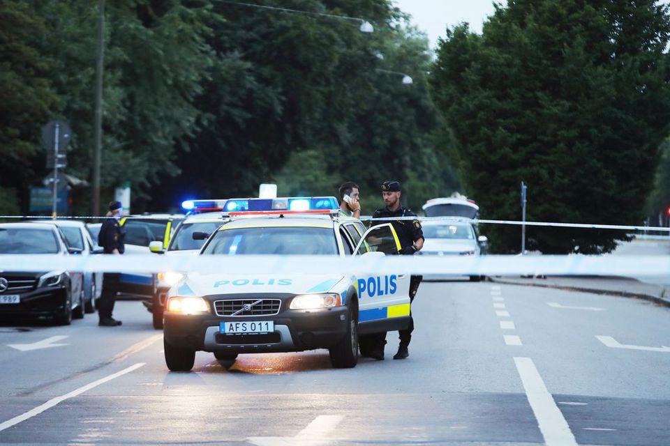 В Швеции убиты футбольные фанаты