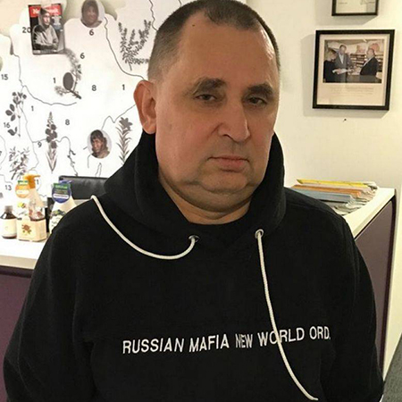 Умер основатель бренда Natura Siberica Андрей Трубников Новости