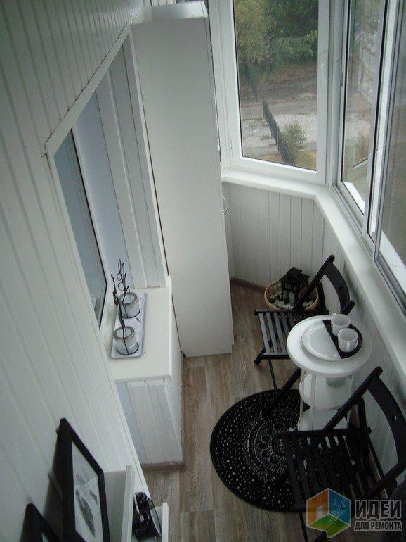 Ответы@mail.ru: нужна ли внешняя и внутренняя отделка балкон.