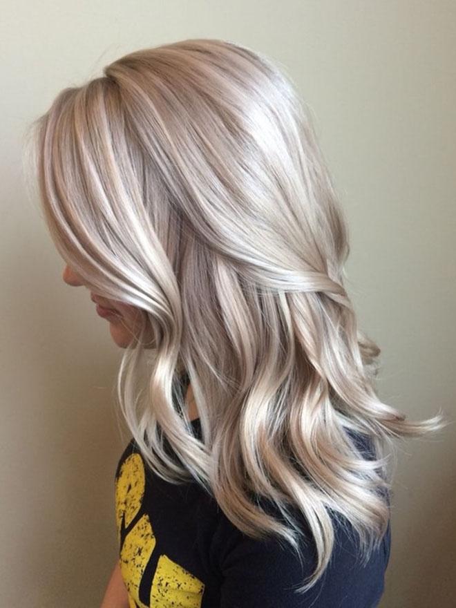 Самые модные цвета волос 2016 года