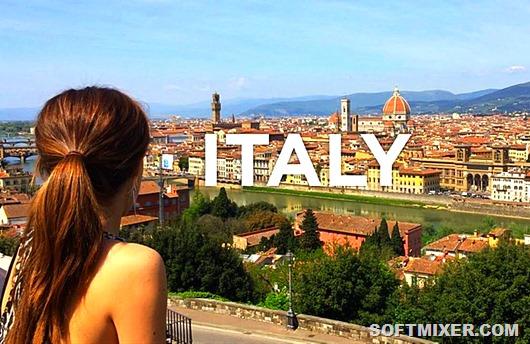 Италия глазами россиянки