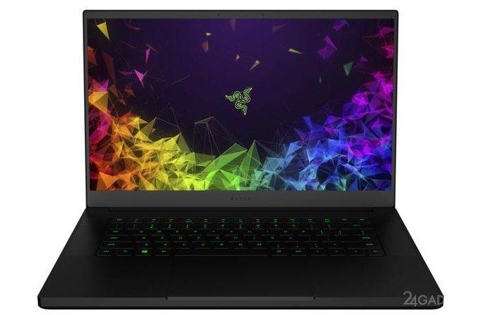 Razer обновил линейку игровых ноутбуков новыми моделями (9 фото) razer