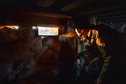 В Донбассе погиб украинский военнослужащий