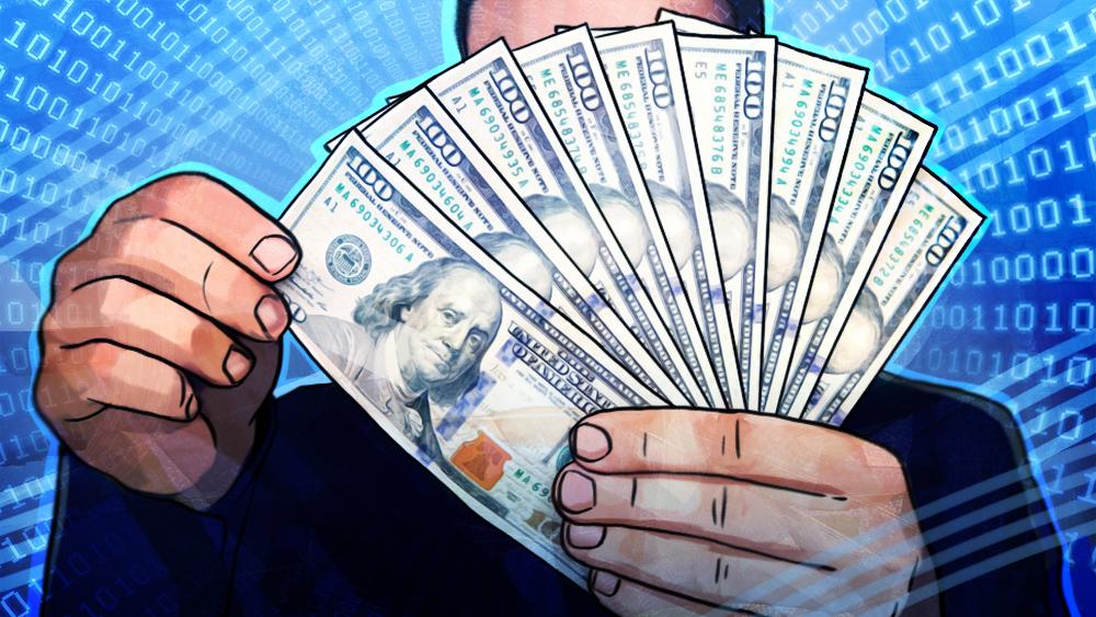 Александр Роджерс: США скатываются в гиперинфляцию