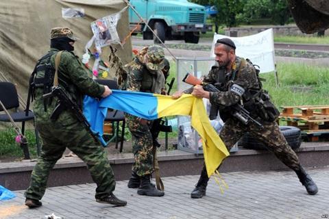 Запад прозрел: на Украине идёт гражданская война