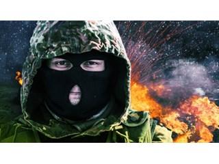 У украинской армии есть только две традиции: погромы и бегство