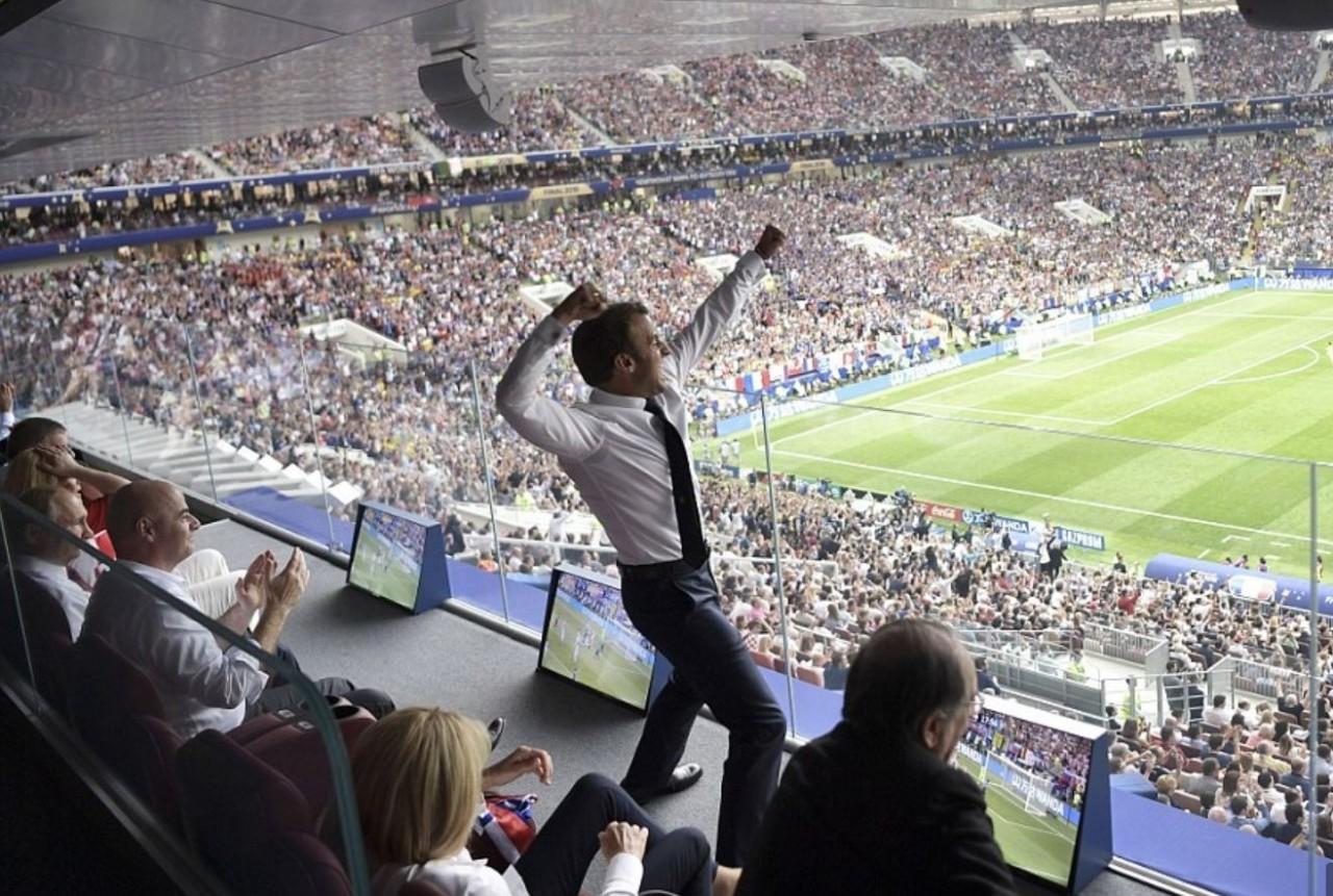 Франция обыграла Хорватию со…