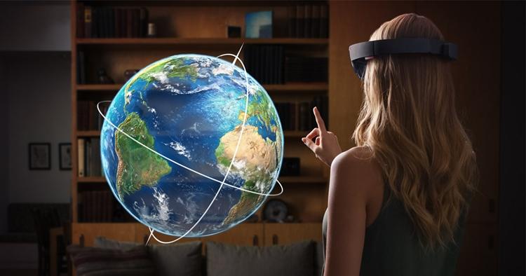 Гарнитура Microsoft HoloLens нового поколения получит процессор Snapdragon 850