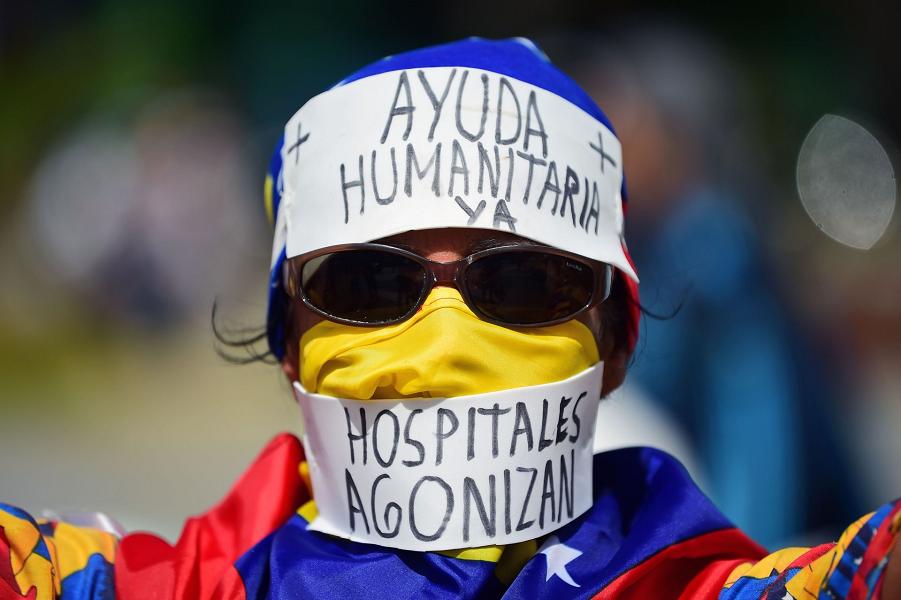 Евросоюз против военного вмешательства в дела Венесуэлы