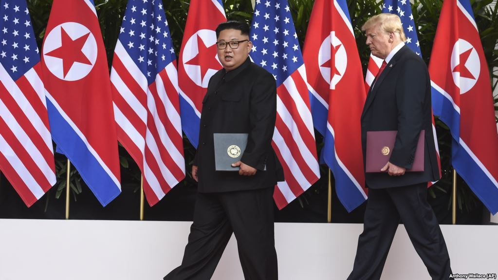 Встреча Кима и Трампа: Саммит ни о чем