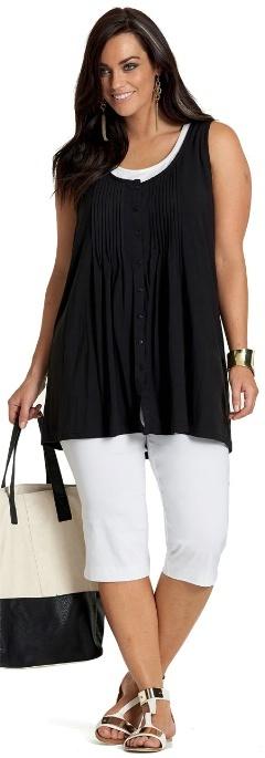 Plus Sized Women's Fashion & Clothing