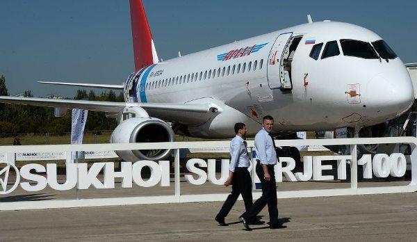 Иран готов рассмотреть предложение России напоставку лайнеров SSJ-100